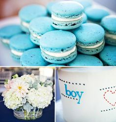 Boy baby shower ideas - Click image to find more Kids Pinterest pins