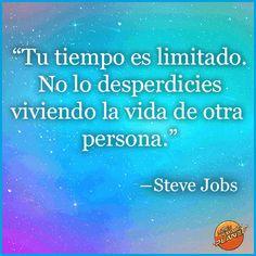 Steve Jobs, la educación de un genio. Biografía y citas.