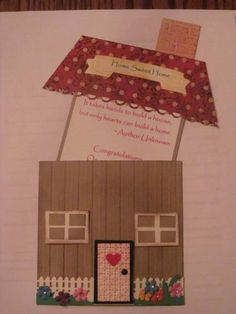 Housewarming Card by beechwood - Cards and Paper Crafts at Splitcoaststampers