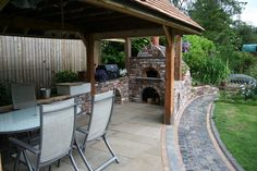 outdoor fireplace uk - Google Search