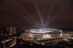 Dutch Uncle - Tavis Coburn : Emirates Stadium-Work