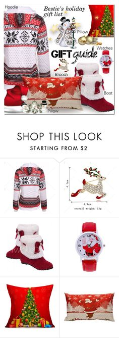 """Gift Guide: Besties"" by jecakns ❤ liked on Polyvore"