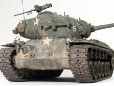 M26A1 Pershing 1/3