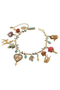 Victorian Cameo Bazar Necklace 15319 - Michal Negrin