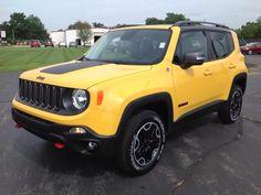 New 2015 Jeep Renegade Trailhawk 4x4 SUV Elkhart