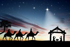 Picture of Traditional Christian Christmas Nativity scene with the three wise men stock photo, images and stock photography. Diy Nativity, Christmas Nativity Scene, A Christmas Story, Christmas Pictures, Vintage Christmas, Christmas Crafts, Nativity Painting, Mary Christmas, Christmas 2019
