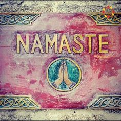 'The gesture Namaste represents the belief that there is a divine spark within each of us that is located in the heart chakra ❤ YOGA Yoga Meditation, Namaste Yoga, Namaste Quotes, Namaste India, Yoga Studio Design, Yoga Inspiration, Image Yoga, Religion, Mudras