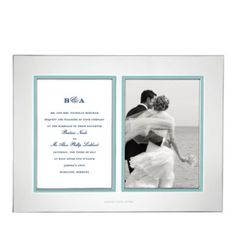 kate spade new york Take the Cake Frame Double Invitation Frame | Bloomingdale's