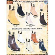 http://boots.bamcommuniquez.com/wild-west-kids-suededeer-charro-short-cowboy-western-boots-diff-colorssizes/