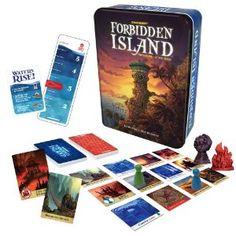 Gamewright Forbidden Island Game