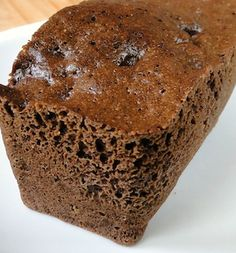 Microwave Chocolate Cake using a mix of ground flax seeds and hemp protein in place of flour.