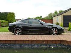 Maserati 3200GT 4.2 Assetto Corsa Auto Coupe in Carbon Black metallic with black and grey interior. FSH.