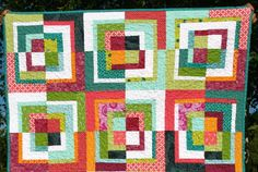 Creative ideas for you: Pieced Quilts - Free Pattern