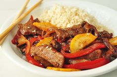 Bring a little Asian flair to your weeknight entree!