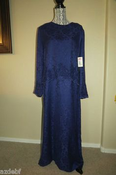 Mother of the Bride dress in blue