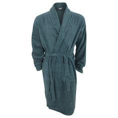 7f0c8e944c Mens Plain Cotton Towelling Robe Dressing Gown