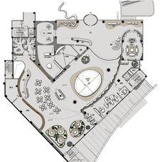 Office Layout Plan, Office Plan, Floor Plan Layout, Layout Design, Plan Design, Shape Design, Restaurant Floor Plan, Hotel Floor Plan, Hospital Architecture