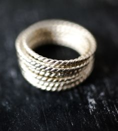 Stacking Ring Assortment