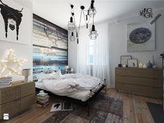 Aranżacje wnętrz - Sypialnia: Skandynawska osobliwość - Pracownia projektowa: Living by Design - sztuka tworzenia przestrzeni. Przeglądaj, dodawaj i zapisuj najlepsze zdjęcia, pomysły i inspiracje designerskie. W bazie mamy już prawie milion fotografii!
