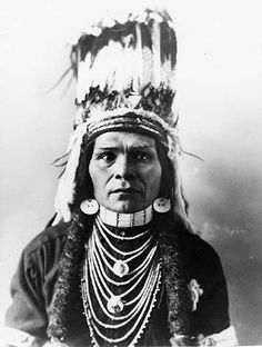 """Chief Looking Glass- born c. 1832- d. 1877 was a principal Nez Perce architect of many of the military strategies employed by the Nez Perce during the Nez Perce War of 1877. He, along with Chief Joseph, directed the 1877 retreat from Oregon into Montana and toward Canada. He inherited his name from his father, chief (""""Looking Glass Around Neck"""") and called by the whites Looking Glass. He was killed by a Cheyenne scout employed by the Army in a fight at the Bear Paw Mnts, in Montana."""