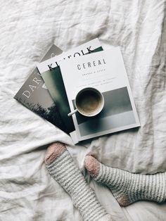 Cereal, Kinfolk, Darling Magazines