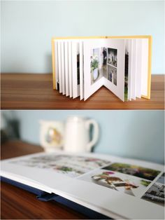fine art wedding albums, by Folio albums and Rebecca Prigmore Photography