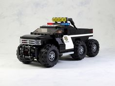 Police Pickup Truck | by LEGO 7