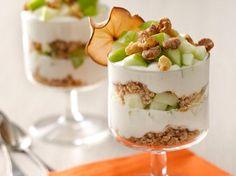 Lemon Meringue Yogurt Cup Recipe from Yoplait