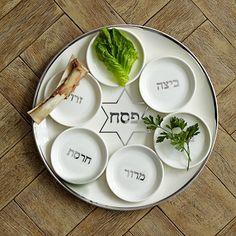 Pickard Seder Plate #williamssonoma  $249