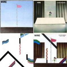 a 5 hour long playlist featuring my fave Wire songs