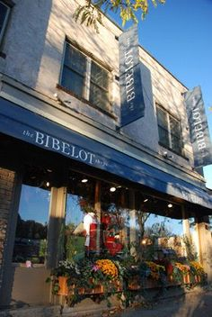 The Bibelot voted best gift shop from City Pages. Located around a couple places in Minneapolis, but here's a location. This place looks so cute! Located on 300 E Hennepin Ave, Minneapolis, MN