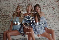 These Three Boutique - A love for fashion and a passion for the Lord.