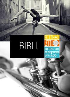 Festival Sitio. Cuarteto Ancora en BIBLI. www.bibli.tf BIBLI arte - interiorismo