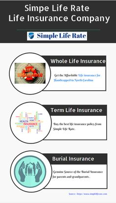 If you want to get the best life insurance policy then approach Simple Life Rate. It is a reliable source of life insurance Company in North Carolina among its competitors. Also, it is providing these insurance policies at an affordable rate. Best Life Insurance Companies, Whole Life Insurance, Term Life Insurance, Health Insurance, North Carolina, Simple, Top Life Insurance Companies, Health Insurance Coverage