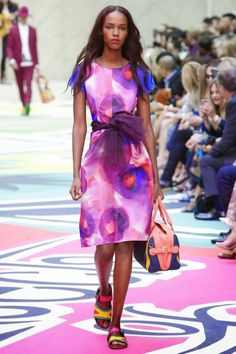 BURBERRY PRORSUM - Spring Summer 2015 - London Fashion Week
