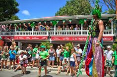 This Year Everyone Can Join in and celebrate the St John (USVI) St Patrick's Day Parade Whether You are on Island or...