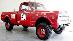 Steve McQueen's Chevy Baja truck up for auction  By Antti Kautonen  Published June 05, 2013  Road & Track I Know It's Faux News But I Think I Believe This Story! Bahaha Read more: http://www.foxnews.com/leisure/2013/06/04/steve-mcqueen-chevy-baja-truck-up-for-auction/?intcmp=features#ixzz2VUGXDI6S