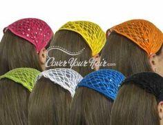 Hair Accessories, Headband, Hair Clips, Bandanas for Women & Children Wide Headband, Headbands For Women, Accessories Store, Diy Hairstyles, Bandana, Hair Clips, Paisley, Hair Styles, Crochet
