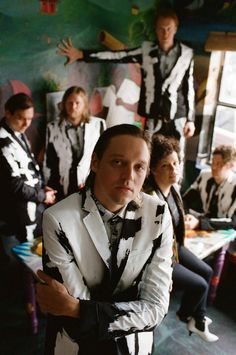 Arcade Fire for Metro — Eric Kayne Photography LLC - Commercial/Editorial/Advertising/Annual Report/Documentary - Houston, Texas - 713-226-9857 - ekayne@gmail.com