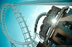 Roller Coaster Photograph Trimper's Rides by JKiesewetterPhotos - $20.00