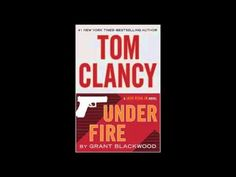"Grant Blackwood author ""Tom Clancy Under Fire"" on ""Book Talk"" Radio"