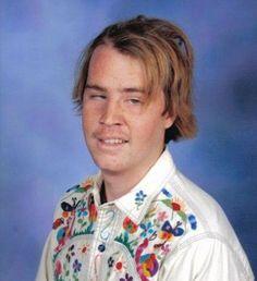 High School Yearbook Awkward Family Photos