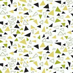 Confetti Green ~ Outfoxed - @ Sew, Mama, Sew!