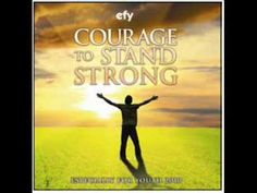 EFY Courage to Stand Strong , sheet music Walking In Sunshine, Lds Music, Gospel Music, Book Of Mormon Stories, Mormon Channel, Lds Books, Camp Songs, Church Music, Stand Strong