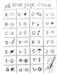 Cassie Stephens: In the Art Room: The Art Rocks Escape Game! Cassie Stephens: In the Art Room: The Art Rocks Escape Game! Alphabet Code, Sign Language Alphabet, Alphabet Symbols, Art Projects For Adults, Toddler Art Projects, Diy Projects, Escape Room Diy, Escape Box, Escape Games