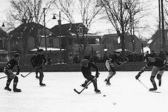 old fashioned fun: pond hockey Hockey Teams, Ice Hockey, Hockey Stuff, Worst Injuries, Sports Highlights, Sports Fanatics, Carolina Hurricanes, Detroit Red Wings, Oregon Ducks