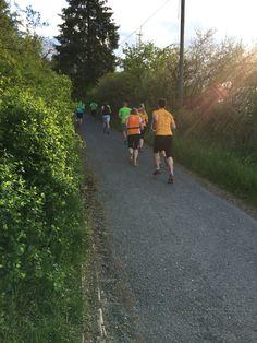 Bergtraining als Vorbereitung auf den Veste-Lauf! #laufen #lauftraining #laufgruppe #vestecoburg #bergtraining #coburg #joggen #hukcoburg #huk #abnehmen #kraftaufbau