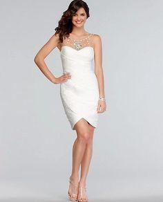 wedding dress for reception