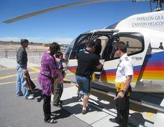Neues Video uber Gebuhren fur ein Gewichtslimit New Video | Grand Canyon Helikopter Touren