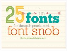 right...because I need more fonts like I need a hole in my head.  Lol - but they are sooooooooo addicting!